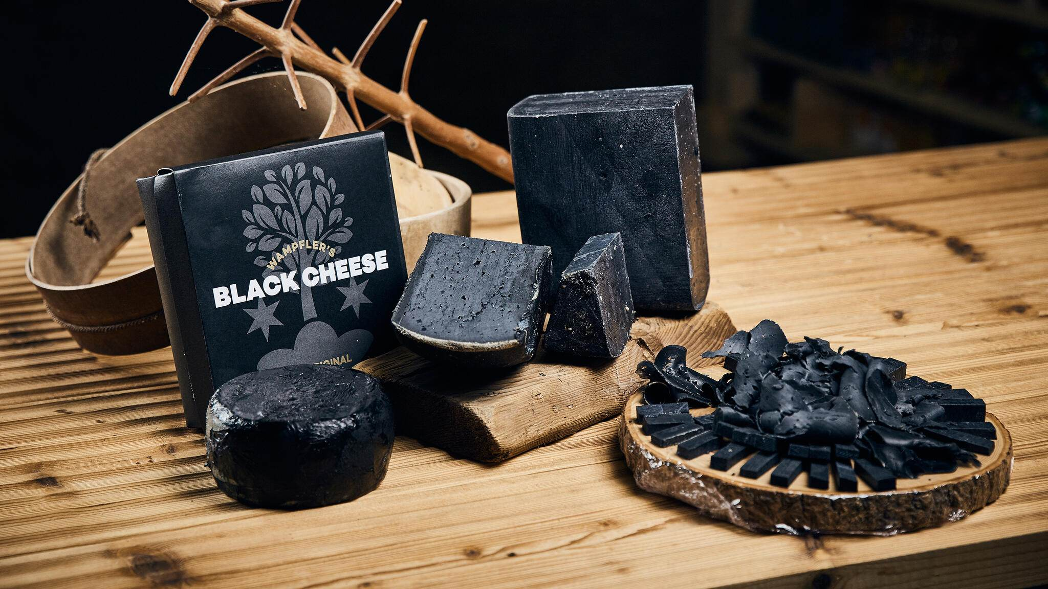 Black Cheese nicht in Japan auf GaultMillau