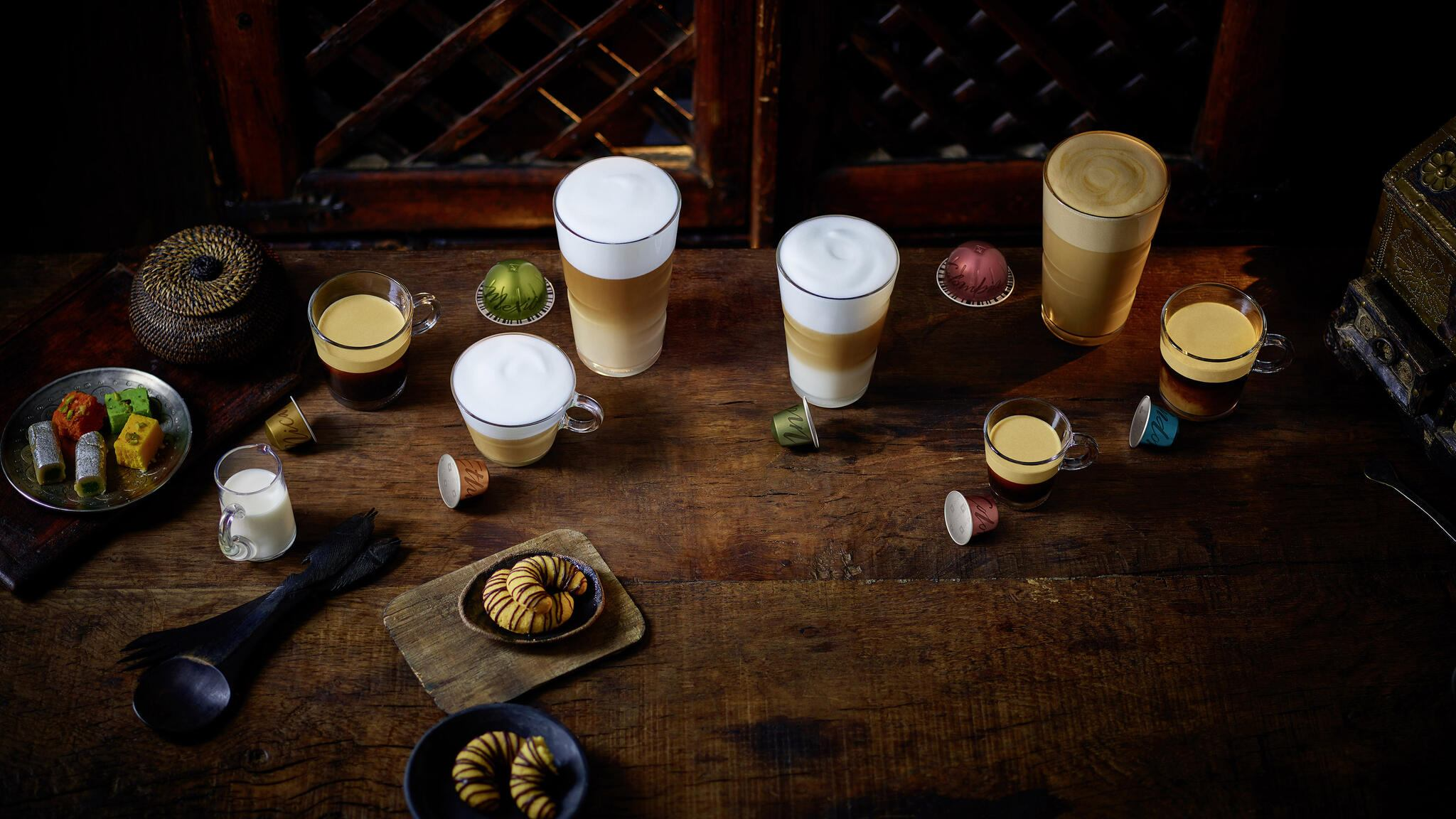 gm nespresso nouvelle gamme