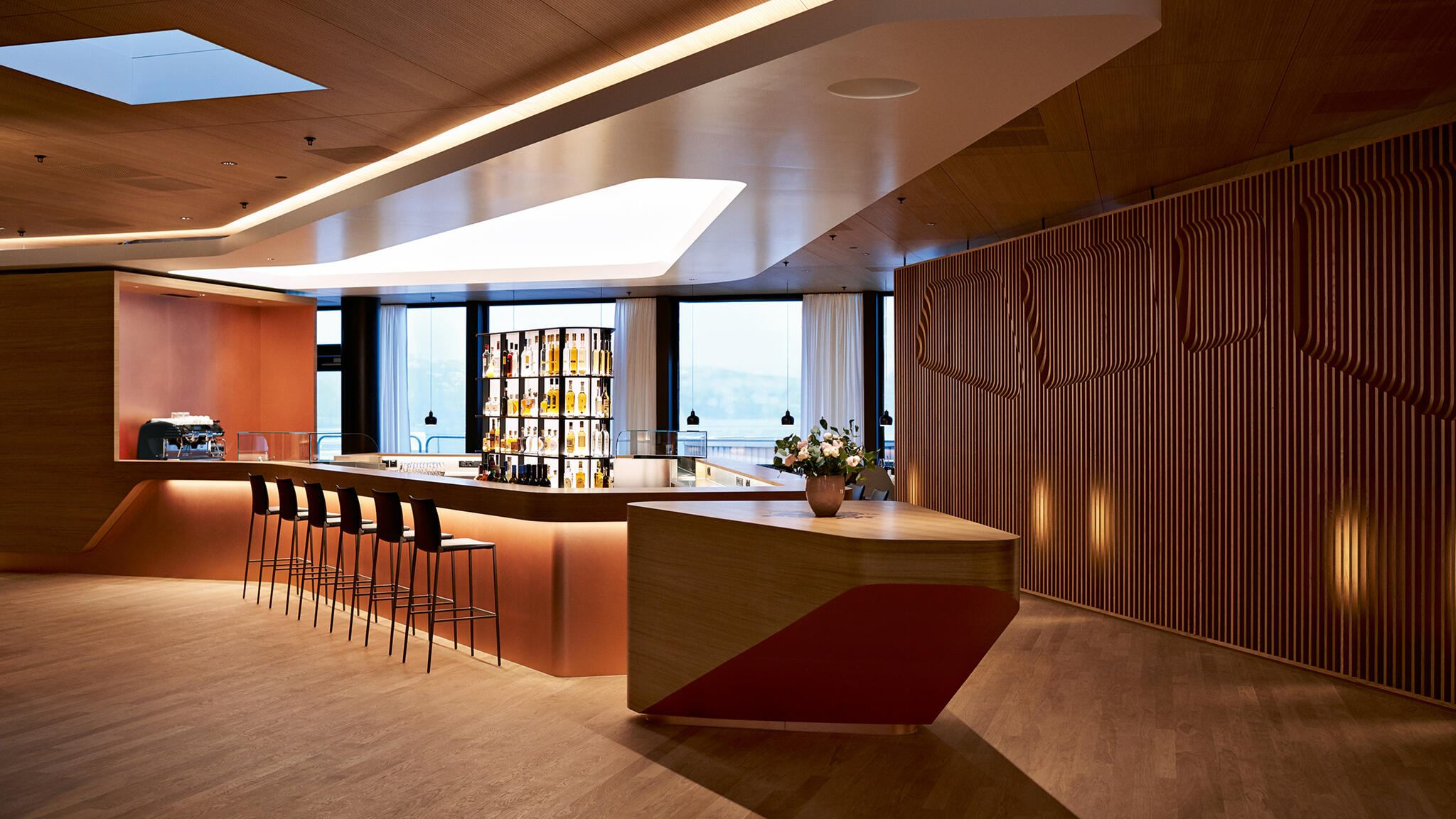 Swiss First Lounge Bar