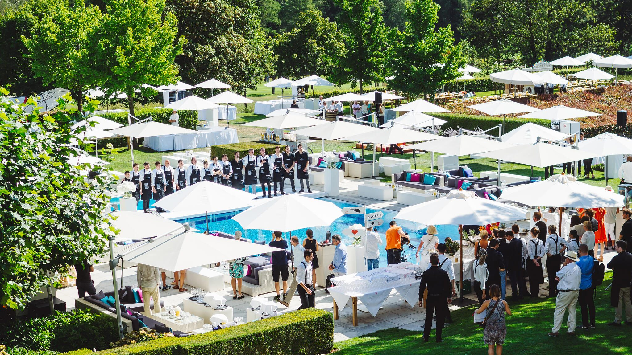 Gault&Millau Garden Party - 19. August 2018 - Bad Ragaz - Copyright Olivia Pulver