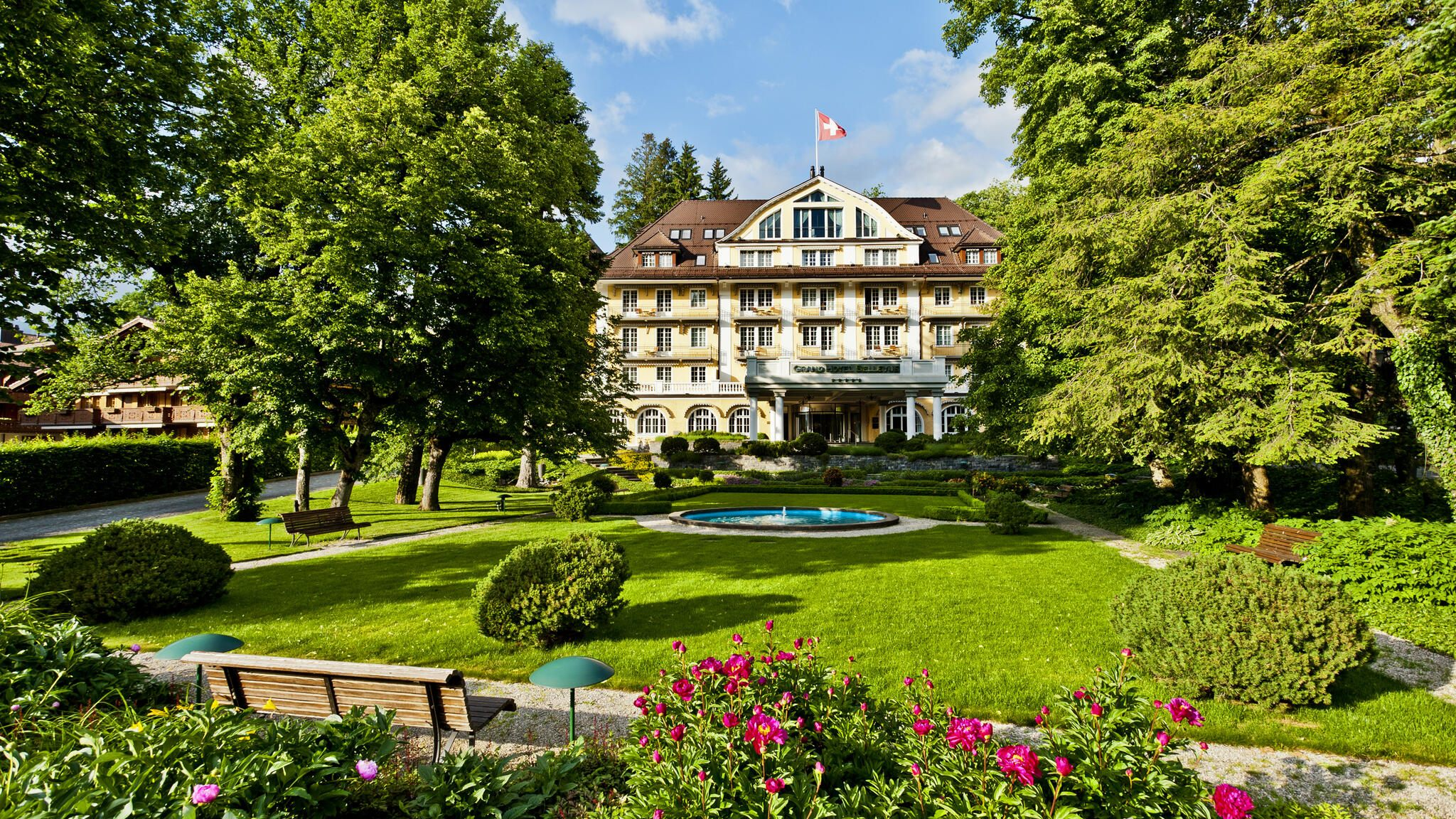 Grand Bellevue Gstaad