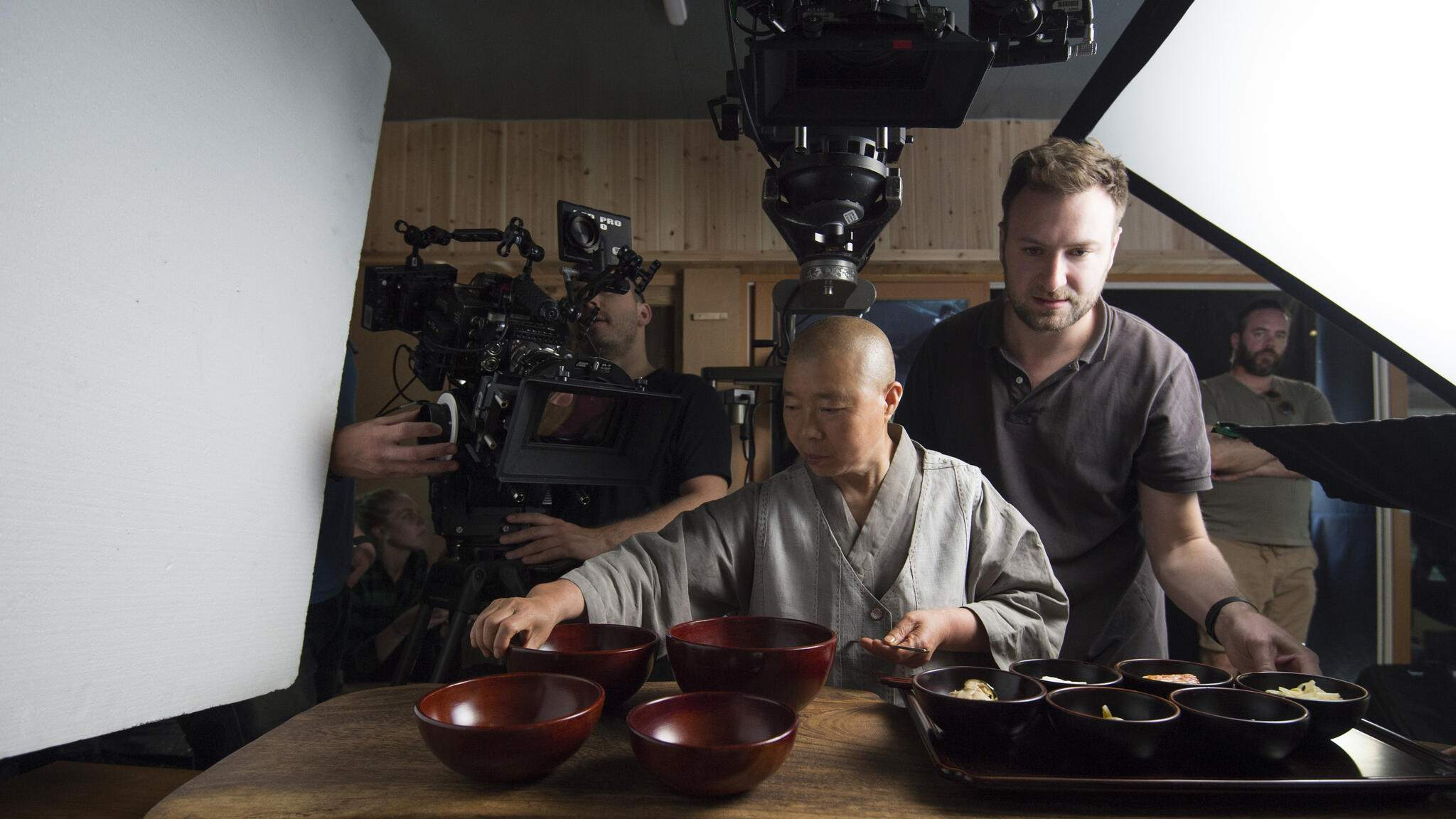 Netflix CHEF'S TABLE Jeong Kwan