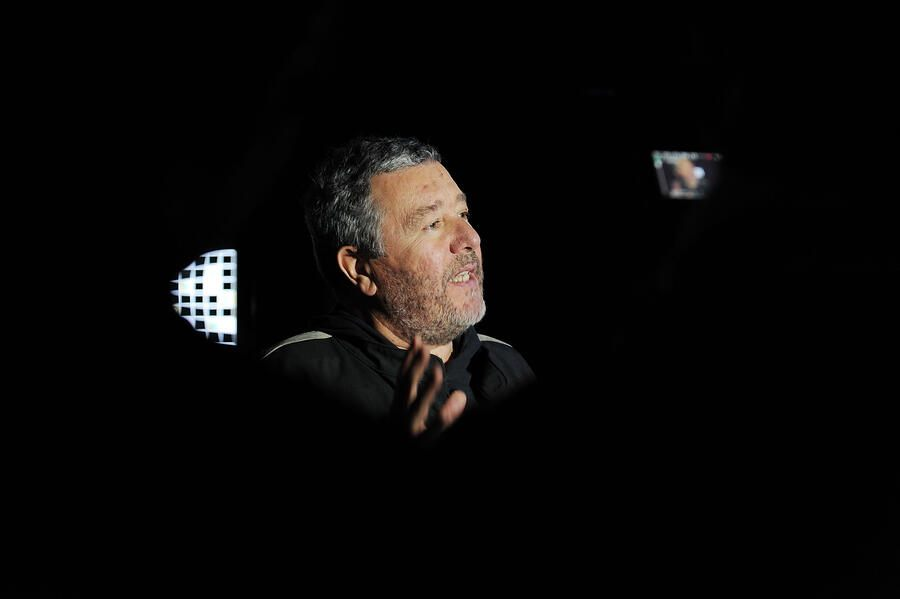 MILAN, ITALY - APRIL 18:  Philippe Starck attends Frame Moooi Award as part of 2012 Milan Design Week on April 18, 2012 in Milan, Italy.  (Photo by Stefania D'Alessandro/Getty Images)