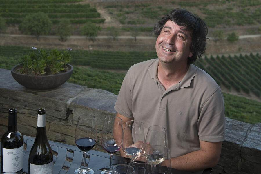 Jorge Alves, Winemaker