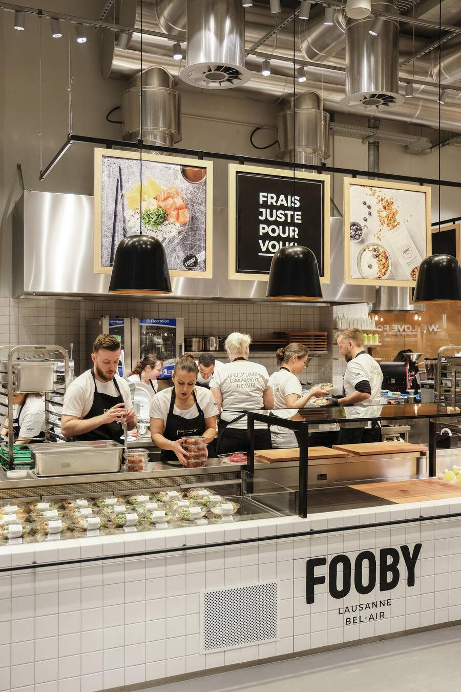 Fooby Store Lausanne