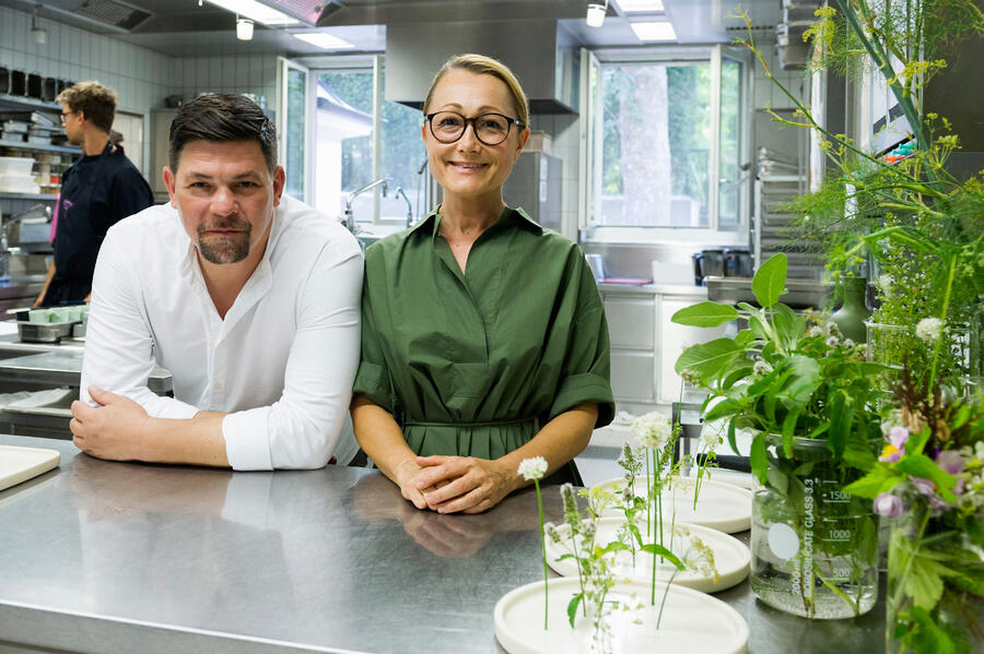 Kitchen Impossible mit Tanja Grandits