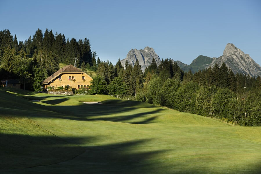 Golf Gstaad
