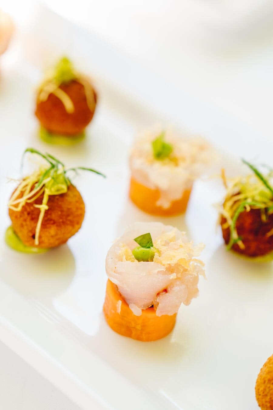 Garden Party Amuse bouches