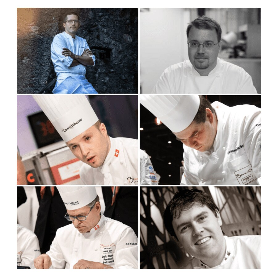 Bocuse d'Or - chefs
