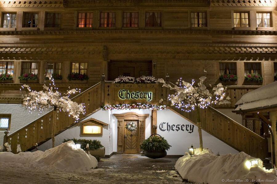 Chesery Gstaad