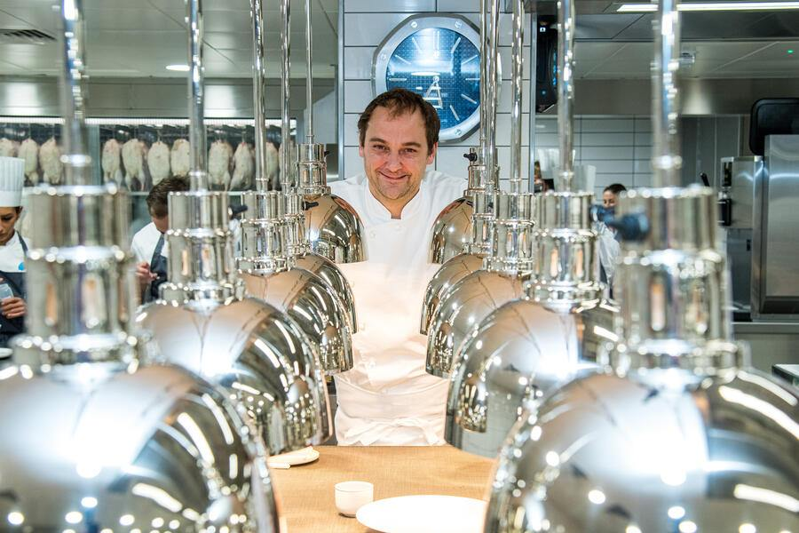Daniel Humm Davies and Brook London