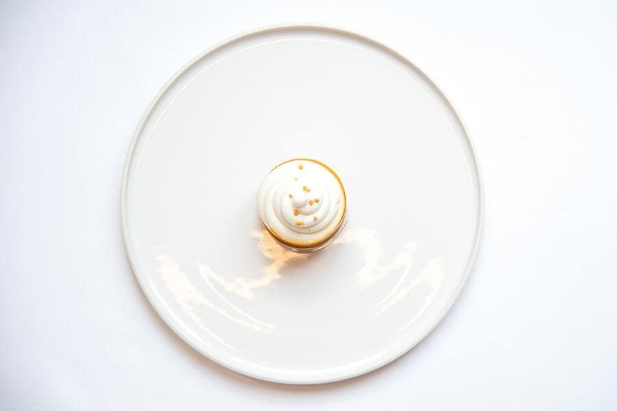 Daniel Humm Davies and Brook London Milk and Honey