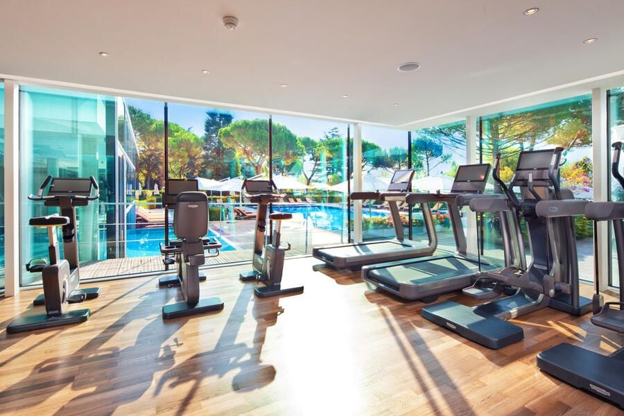 Beau Rivage Lausanne Fitness