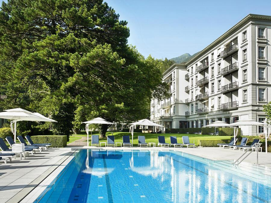 Thermal Spa Grand Resort Bad Ragaz