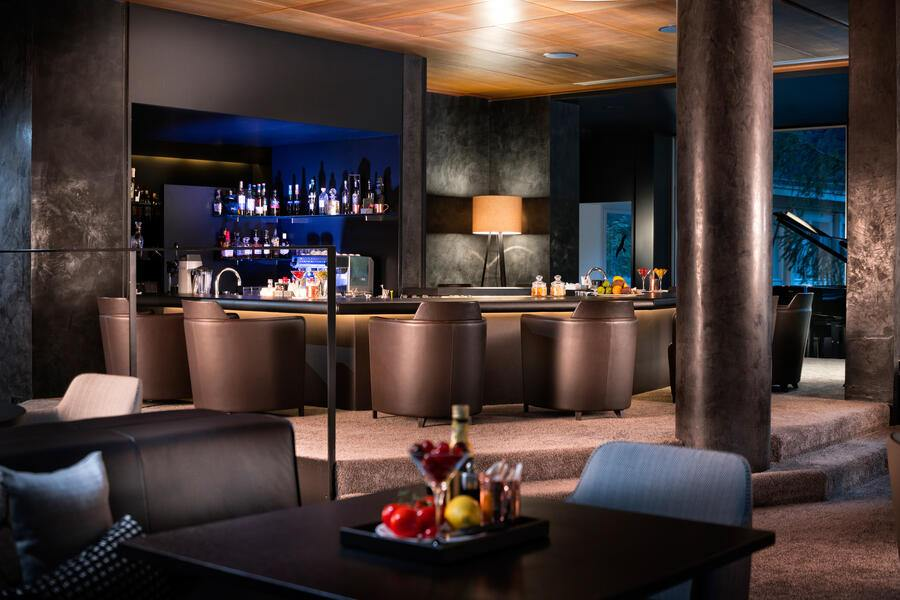 Vals Hotel 7132 - Blue Bar