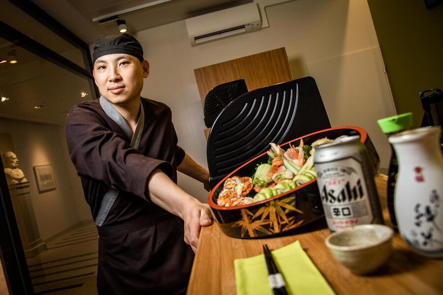 Hotel Grand Resort Bad Ragaz 2020: Koiso Sushi Shop