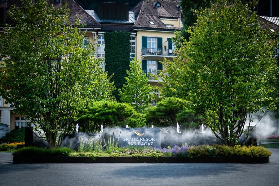 Hotel Grand Resort Bad Ragaz 2020