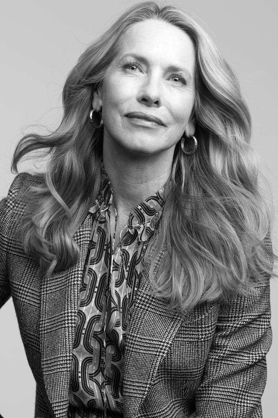 Laurene Powell Jobs in New York on Jan. 30, 2020. Nearly a decade after the death of her husband, the Apple co-founder Steve Jobs, she has become increasingly ambitious with her business and philanthropy while keeping a low profile. (Craig McDean/The New York Times)
