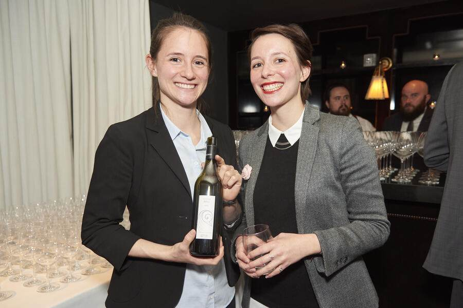 Swiss Wine Event at NOMAD NYC