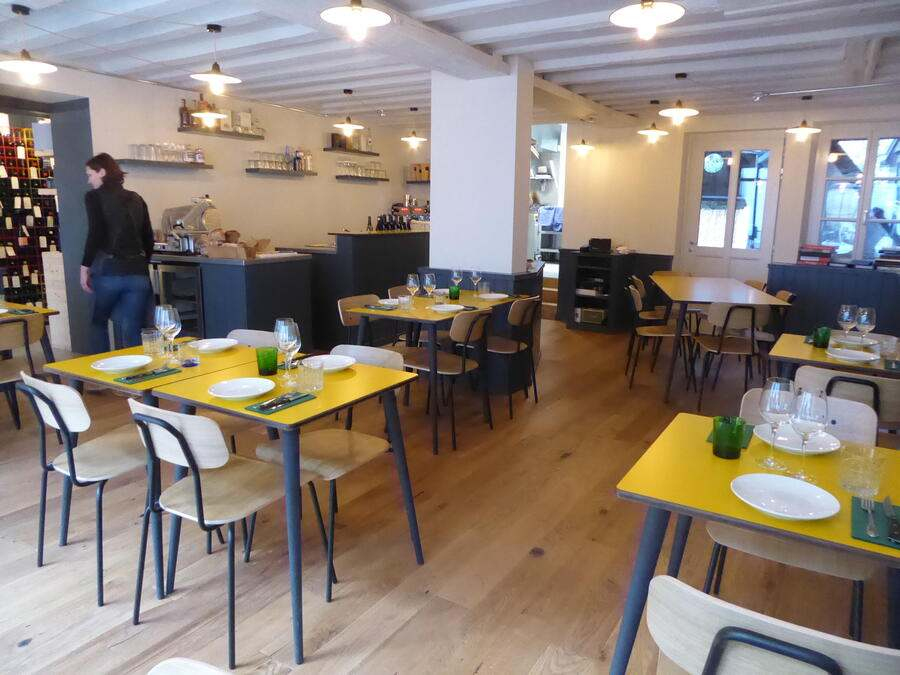 Yeast Restaurant Carouge