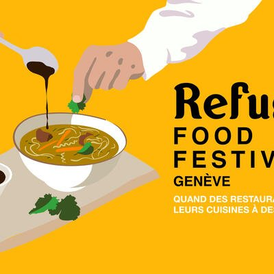 REFUGEE FOOD FESTIVAL GENEVE