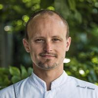 Pascal Cueni Kuechenchef vom Brasserie Obstberg in Bern - GaultMillau
