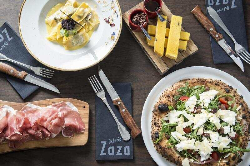 TOP 10 PIZZAS GENEVE