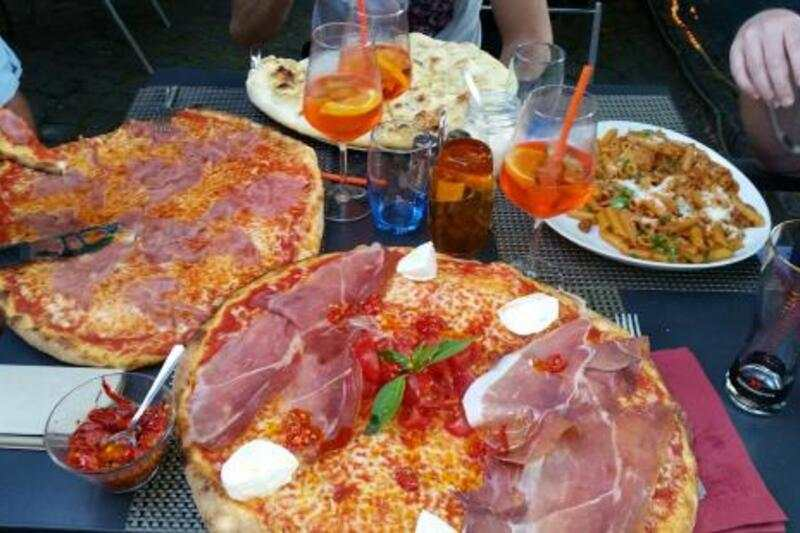 Top 10 pizzas geneve dai fratelli