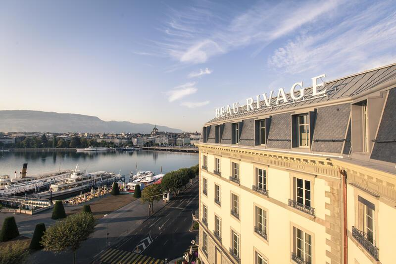 Beau-Rivage Genf