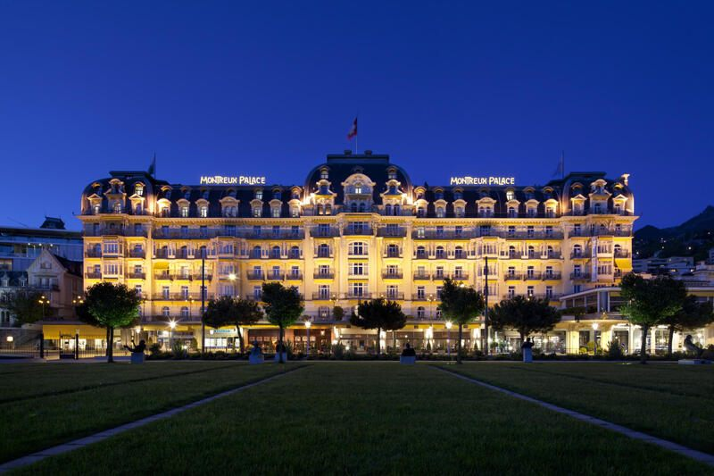 Fairmont Le Montreux Palace MP's Bar & Grill