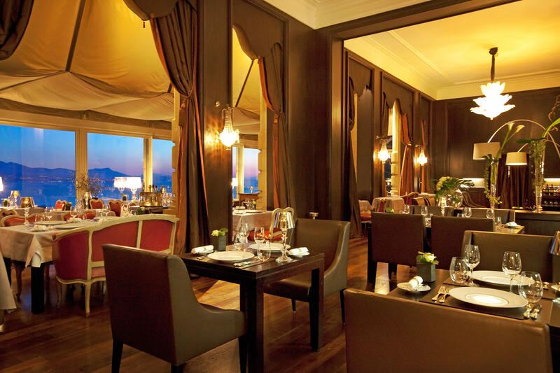 Hôtel Lausanne-Palace & Spa, Restaurant La Table d'Edgard