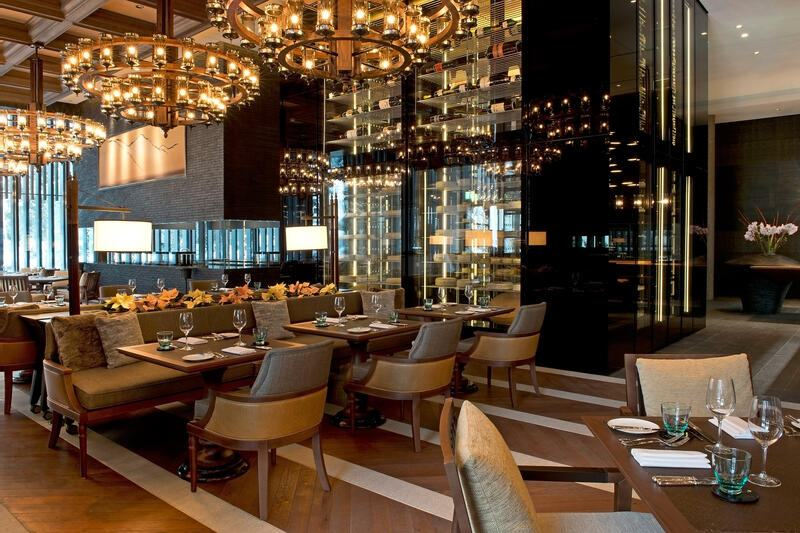 The Chedi Andermatt, The Restaurant
