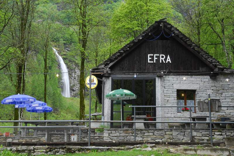 Grotto Efra Tessin