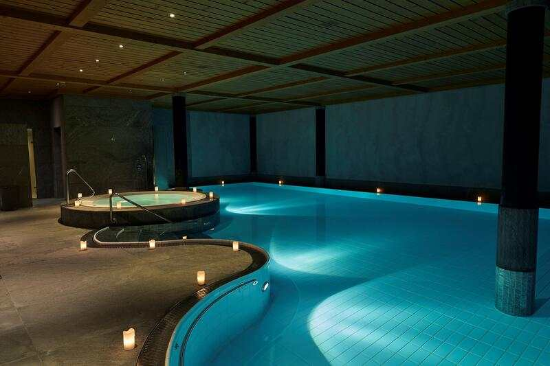bellevue Gstaad Wellness
