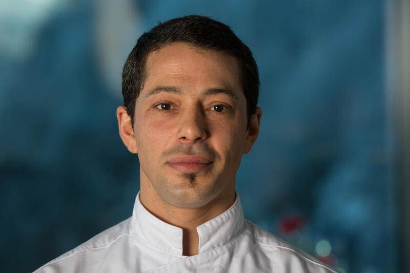Damian Carini  Executive Pastry Chef