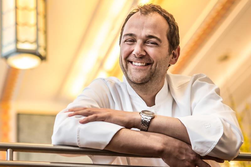 Daniel Humm Restaurant London