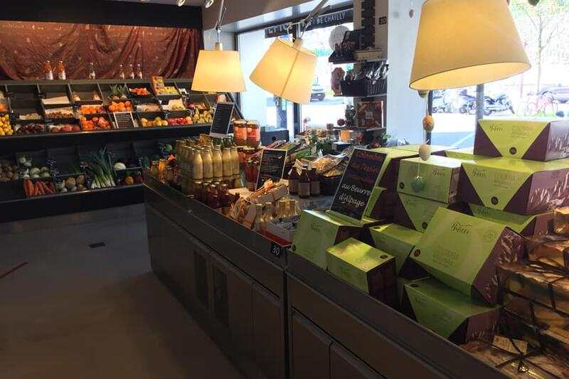 Epicerie Chailly