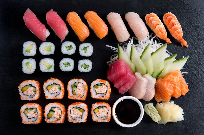 Bad Ragaz Grand Resort Sushi-Bar