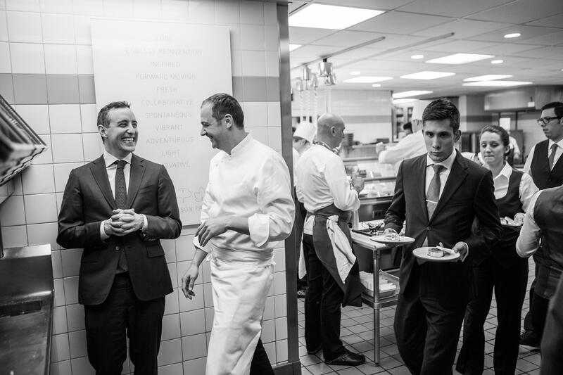 Eleven Madison Park New York Daniel Humm