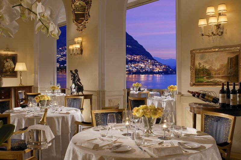 Hotel Splendide Royal Restaurant I due sud Lugano