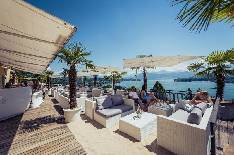 Montana Beach Club Luzern