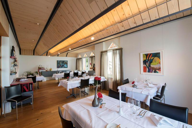 GM Restaurant Panorama Aeschiried ob Spiez Bern