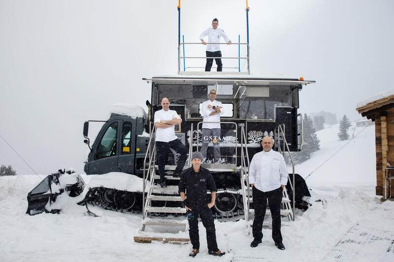 Gstaad Chefs Ratrac