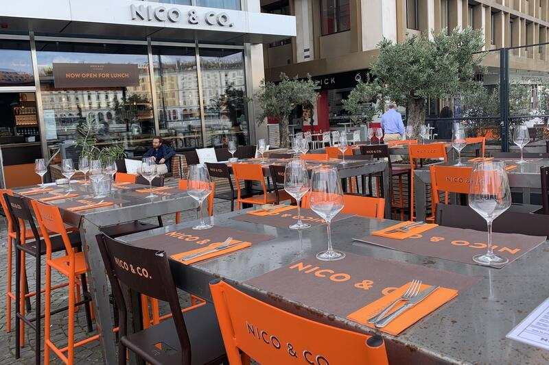 NICO & CO-GENEVE-LUNCH-RHONE