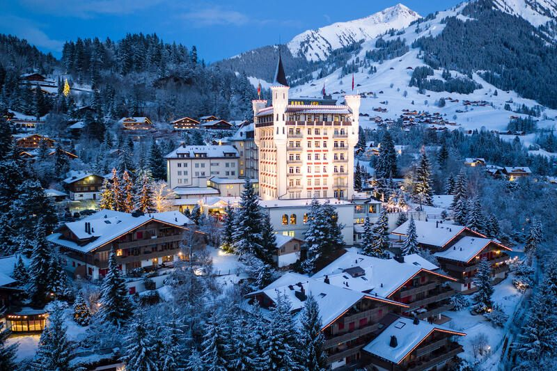 Palace Gstaad