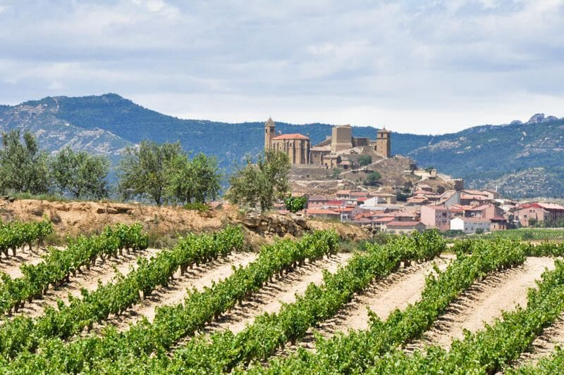 """San Vicente of Sonsierra, La Rioja (Spain)"""