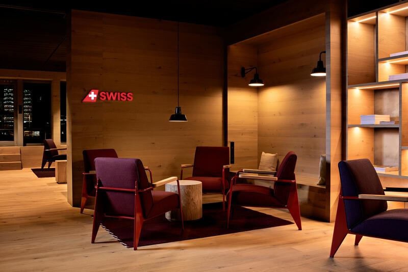 Swiss ALpine Lounge