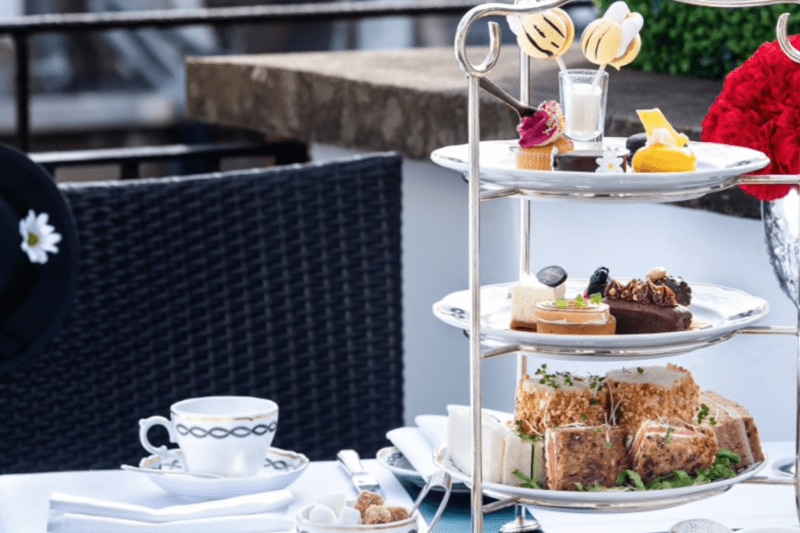 top 10 afternoon tea