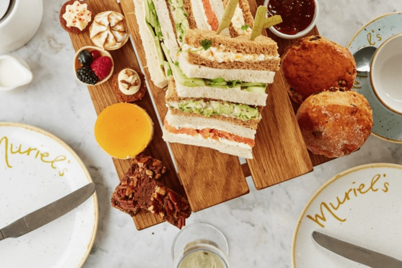 Top 10 afternoon tea Londres