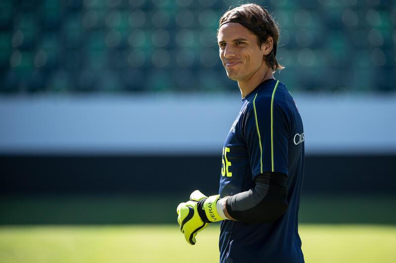 Nationaltorwart Yann Sommer